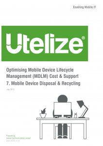 Green Utelize Optimising MDLM Header